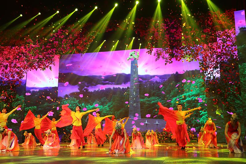 上海演出公司/民族舞演出/歌舞团演出